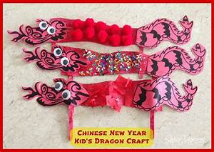 10 Easy Kid's Chinese New Year Crafts