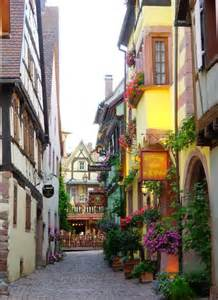 Medieval Alsace-Lorraine France