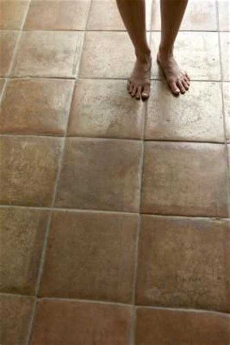 ways to make tile floors shine