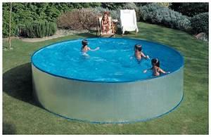 Piscine Acier Hors Sol Pas Cher : piscine hors sol acier infos sur piscine acier hors sol ~ Dailycaller-alerts.com Idées de Décoration
