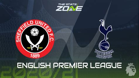 2020-21 Premier League – Sheffield Utd vs Tottenham ...