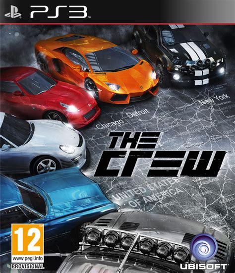 the crew 1 the crew ps3 zavvi