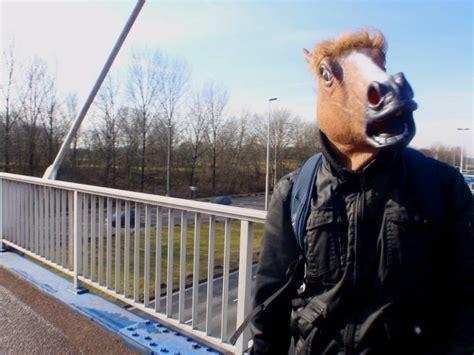 Horse Head Meme - image 366836 horse head mask know your meme
