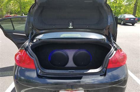 For Sale Jl 13w3 Custom G37 Sedan System Cheap!!!