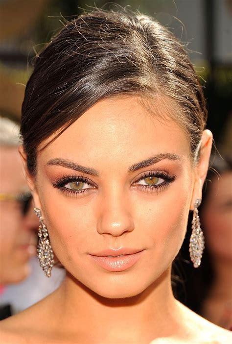 Mila Kunis Eyes Makeup Hair And Pretty Stuff