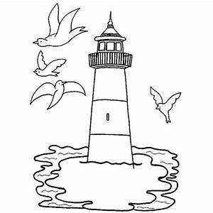Comment Dessiner La Mer : coloriages vacances a la mer page 4 ~ Dallasstarsshop.com Idées de Décoration