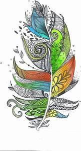 Was Bedeutet Zen : die besten 25 feder kunst ideen auf pinterest federzeichnung zeichnungen einer feder und ~ Frokenaadalensverden.com Haus und Dekorationen
