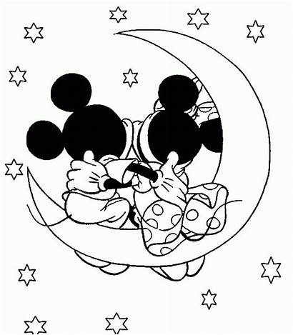 Cartoon Coloring Famous Character Pages Mouse Mickey