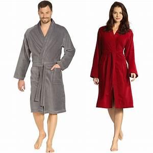 Bademantel Damen Vossen : vossen toronto kimono bademantel wei textil bauer ~ Orissabook.com Haus und Dekorationen