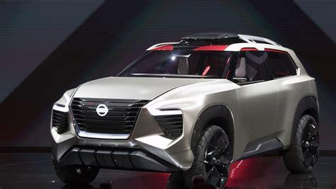 Nissan Xmotion SUV concept unveiled at Detroit Auto Show