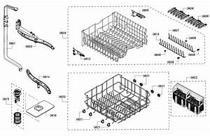 Bosch Shx4atf5uc  14 Dishwasher Parts