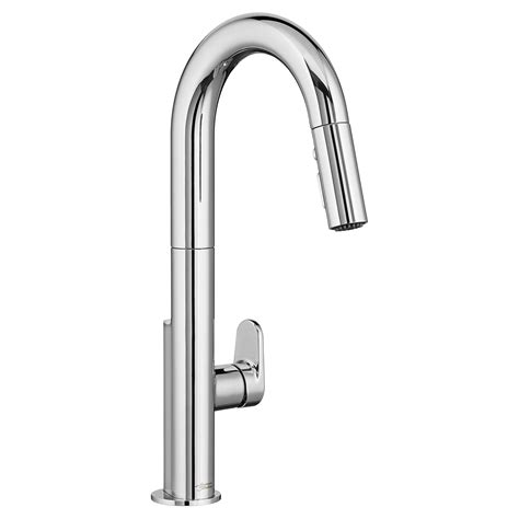 american standard beale pull kitchen faucet allied