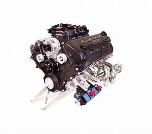 Koenigsegg CC Engine