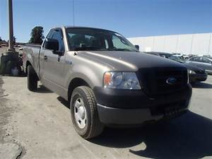 Salvage Parts 2005 Ford F150 4 2l V6 Mazda M5r2