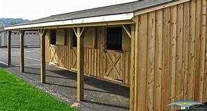 shedrow horse barns horizon structures With 2 stall horse barn kits