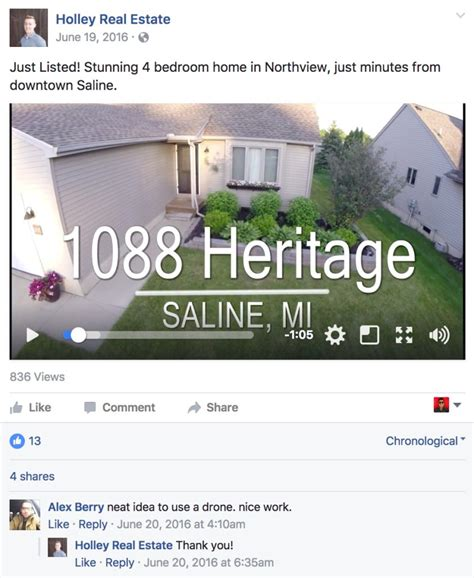 The 4 Best Facebook Ads For Real Estate From 2016 (with