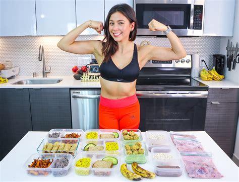 meal prep  building muscle rawvana