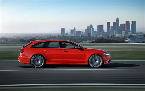 2018 Audi Rs6 Avant Performance Motion 5 2560x1600