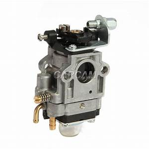 Carb Carburetor For 43cc 49cc 2 Stroke Engine Pocket Bike 15mm Intake Hole