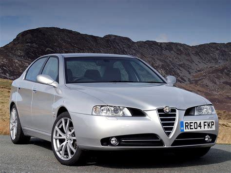 Alfa Romeo 166 Specs  2003, 2004, 2005, 2006, 2007