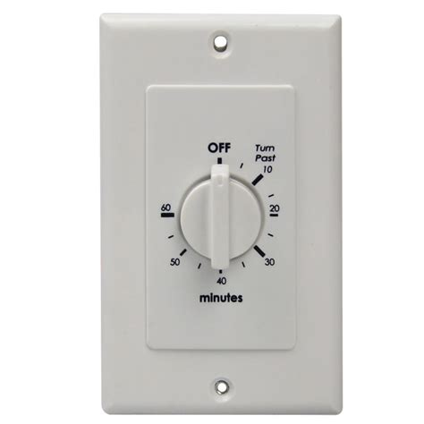 should you install a wall timer light switch in your home