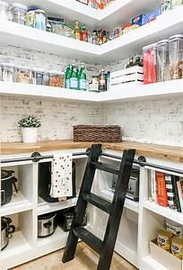 Floating, Shelves, Pantry, Design, In, 2020
