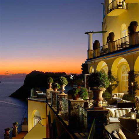 hotel caesar augustus luxury hotel  capri italy
