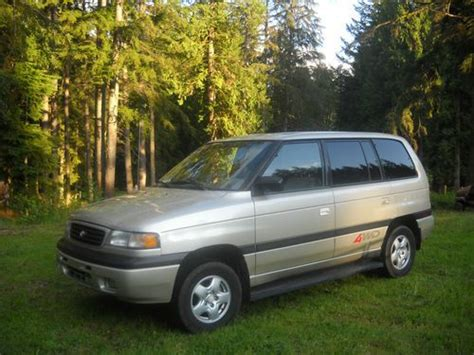 mazda united states sell used 1996 mazda fwd 4 wd mpvan in sandy