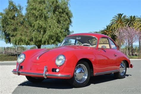 1959 Porsche 356 356 A 356a T2 1600 Reutter Coupe For Sale
