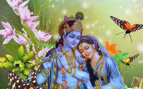 Animated Krishna Wallpapers Pc - radha krishna hd wallpapers wallpapersafari