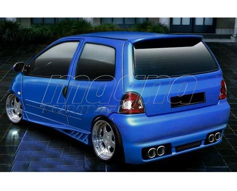 renault twingo bsx body kit