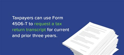 form 4506 t instructions information about irs tax form
