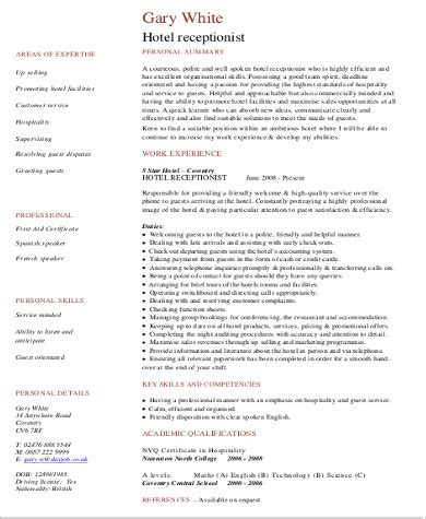 20548 resume exles for receptionist receptionist resume archives writing resume 28 images