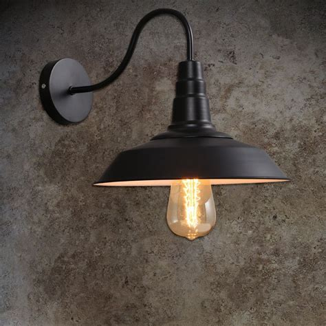 loft vintage wall lights for home industrial warehouse