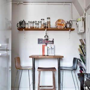Kleine Küche Mit Essplatz : kleine k che mit essplatz einrichten google suche k chen ideen ~ Frokenaadalensverden.com Haus und Dekorationen