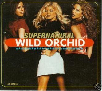 supernatural wild orchid song wikipedia