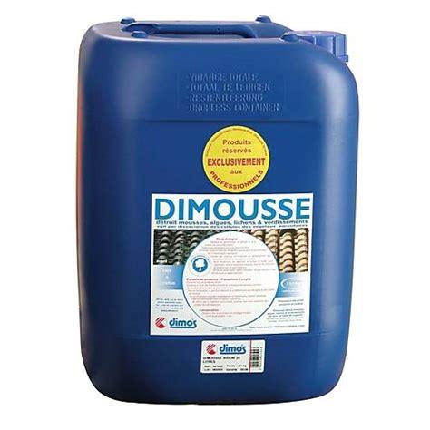 produit nettoyage toiture professionnel anti mousse