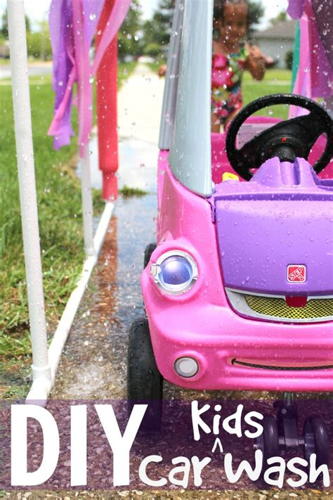 Diy Kid Car Wash  Step2 Easy Turn Coupe Review