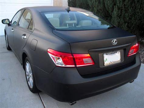 lexus rc 350 matte black matte black lexus es 350 surprise lexus enthusiast