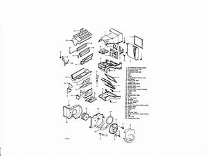 1995 Chevrolet K1500 Pick Up  Heater Duct Schematic  Where