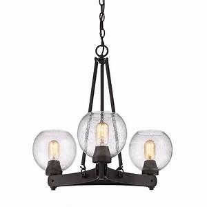Millennium lighting light rubbed bronze chandelier with