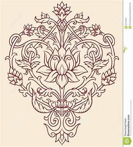 lotus flower drawing henna - Google Search | tattoos ...