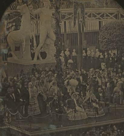 Iii Napoleon Victoria Queen Albert Crystal Palace