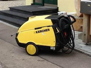 Kärcher Hochdruckreiniger Gebraucht : k rcher dampfstrahler hochdruckreiniger ~ Buech-reservation.com Haus und Dekorationen