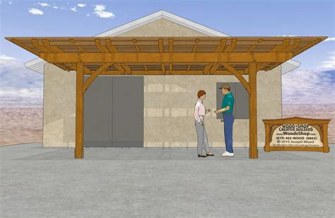 patio cover plan