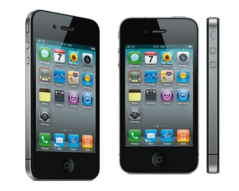 iphone 4 confirmed apple has re launched the four year iphone