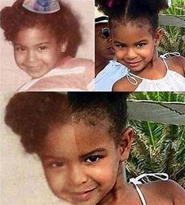 Blue Ivy & Beyonce's Twin Pic: Mom & Daughter Look ...