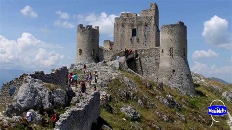 Rocca Calascio, L'Aquila, Abruzzo, Italy | Dronestagram