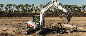 E85 Excavator - Bobcat Company