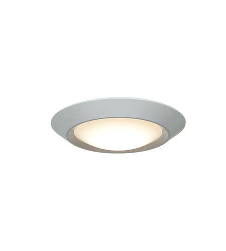 mini flush mount light access 20782led wh acr mini led 6 inch white flush mount
